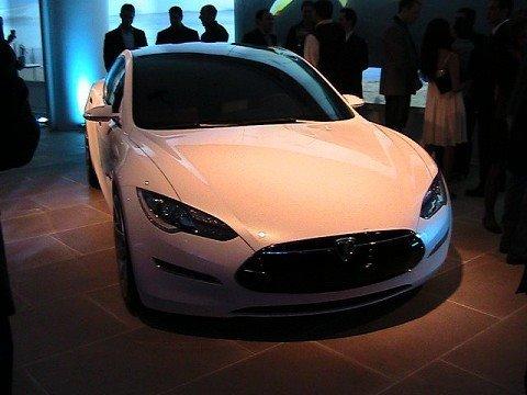 #166 - Franz von Holzhausen Interview re: Tesla Model S @NYC debut party