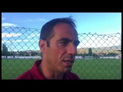 Arezzo-Mezzolara 2-1: interviste a Bellucci e Togni