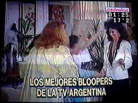 Cronica TV bloopers de la Argentina