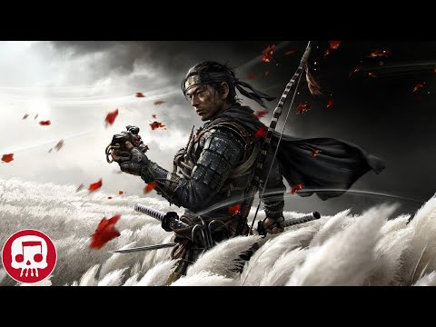 """Ghost of Tsushima Rap by Jt Music - """"Honor Never Falls"""""""