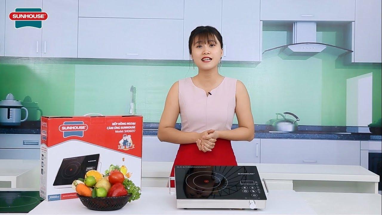 Video giới thiệu bếp hồng ngoại