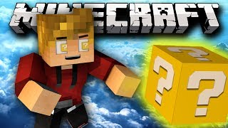 Minecraft Lucky Block Sky Block Warriors Modded Mini-Game! w/ Lachlan&Friends