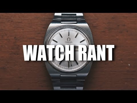 Watch Rant:  My Thoughts On Orient Watches