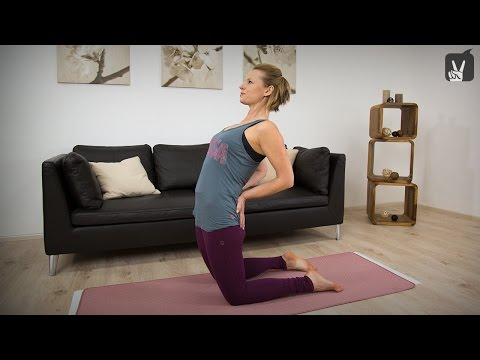 Yoga für jeden Tag – Top 5 Yoga Übungen mit Karo Wagner