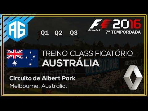 F1 2016 - EXTRA DO GRANDE PRÊMIO DA AUSTRÁLIA - ESSA TEMPORADA PROMETE (Português-BR)