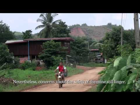 Fields of Mine: Thai villagers take on mining giant