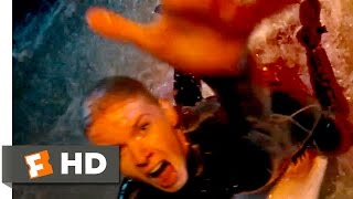 Deep Blue Sea (1999) - Tunnel of Terror Scene (8/10) | Movieclips