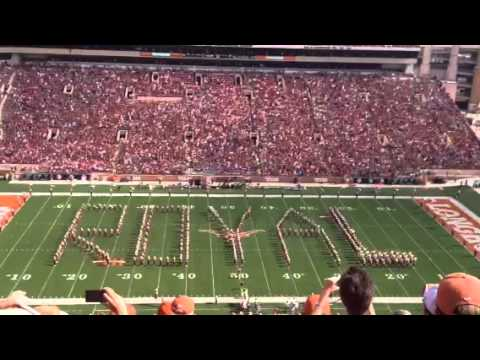 ut - Veteran's Day and Darrell K Royal Tribute!