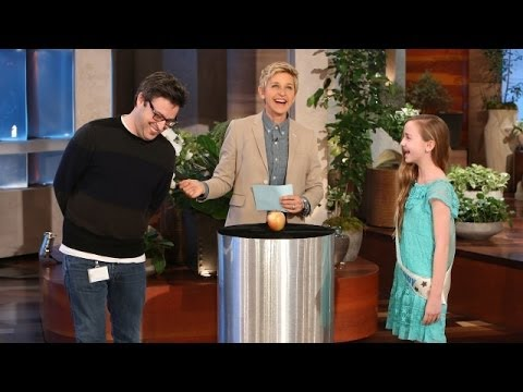 TheEllenShow - She was the runner-up in one of the most intense spelling championships ever! How did Sophia do against Ellen's Executive Producer, Andy Lassner? Find out here!