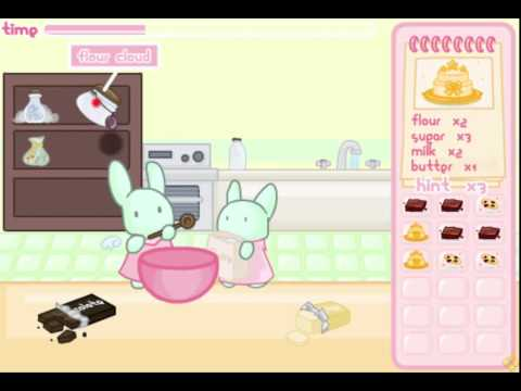 Cooking Game Video-Bunnies Kingdom Cooking Game