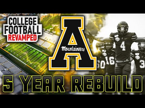 Turning App State into an A+ Powerhouse! | NCAA Football 14/CFB Revamped 5-Year Rebuild (78/126)