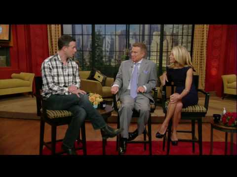 Freddie Prinze Jr. on Live With Regis and Kelly