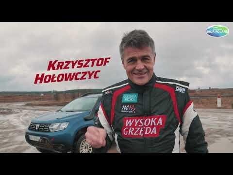 Krzysztof Hołowczyc przed Wysoka Grzęda Baja Drawsko Pomorskie 2021