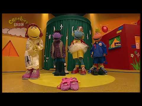 Tweenies - The Shoe Game And The Shoe Shoe Song (Disappearing Shoes)