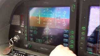 Cirrus SR22 ILS 16 Approach Into KHPN