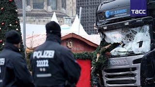 """""""Он не пытался остановиться"""", – очевидец про грузовик, врезавшийся в толпу в Берлине"""
