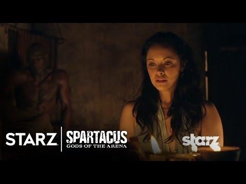 Marisa Ramirez Non-Nude Scene Spartacus Gods of the Arena