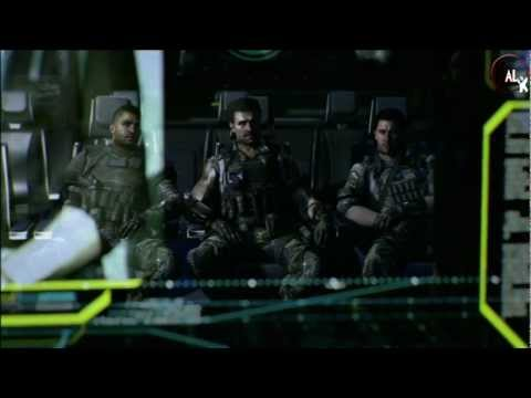 Walkthrough Call of Duty Black Ops 2 - Mission 5 - Xbox 360 mode solo -