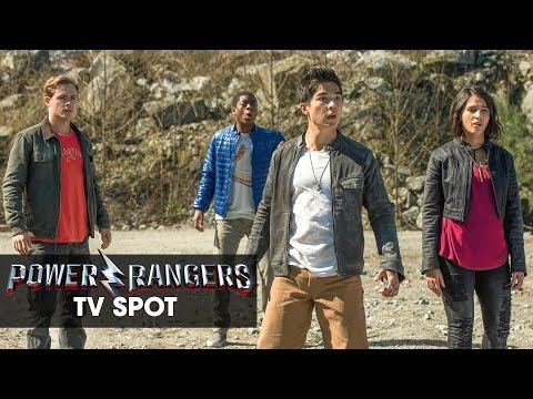 Power Rangers (TV Spot 'They're Back')