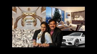 Shatrughan Sinha and Sonakshi Sinha Lifestyle ★ Income ★ House ★ Cars ★ Luxurious ★ Family ★ Biogra