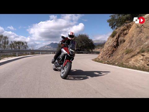 Vídeos de la Honda NC750X DCT