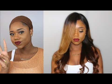 Hair color - WATCH ME TRANSFORM INTO A BAD BIH! - Hair Transformation  Effortless Slay In 10 Minutes  Hairvivi