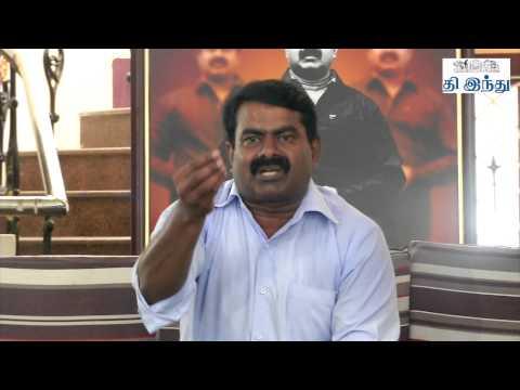 Seeman Speech about Kaththi