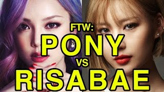 For The Win: Pony vs Risabae