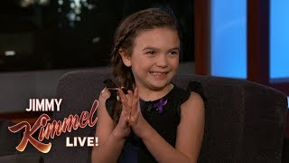 Nonton Seven Year Old Actress Brooklynn Prince On The Florida Project Film Subtitle Indonesia Streaming Movie Download