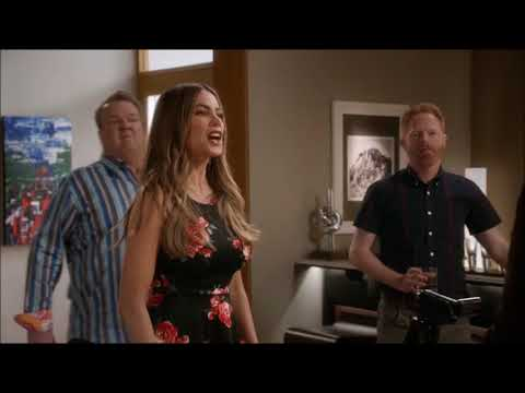 Modern Family Cam Moments Part: 1