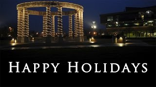 A Holiday Message from Chancellor Koch