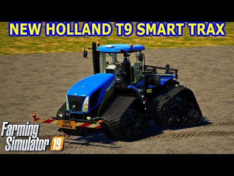 New Holland T9 Smartrax / Smartrax II v1.0.2.19