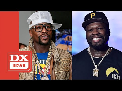 50 Cent Sends Stern Warning To Floyd Mayweather After 'Beef' Interview
