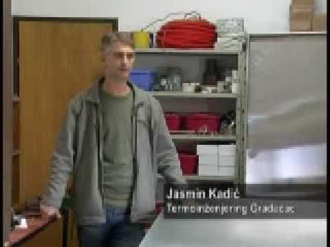 Proizvodnja solarnih kolektora u Gradaccu, BiH