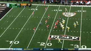 De'Anthony Thomas vs Oregon State (2012)