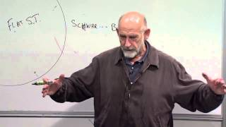 General Relativity Lecture 8