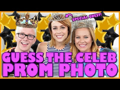 celeb - Put on your schmanciest garb and join us for Top That! Prom 2014! We didn't want to wait till prom season to check out our favorite celebs' prom pics. This episode features special guest...