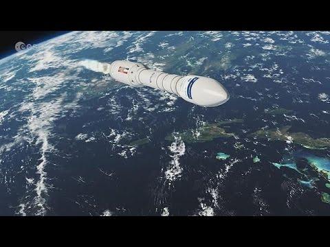Εκτοξεύτηκε με επιτυχία ο δορυφόρος Sentinel 2-Β που θα «προσέχει» τη Γη