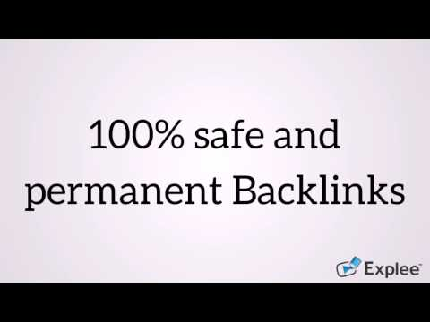Catch the great offer and get fully genuine permanent backlinks