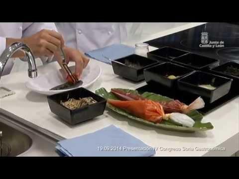 "Presentation IV Congress ""Gastronomic Soria"""