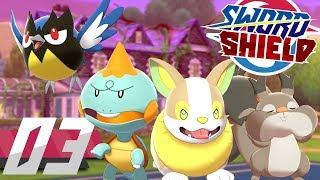 Pokémon Sword and Shield - Episode 3 | Catching Spree! by Munching Orange