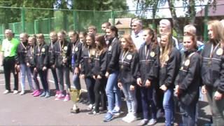 ЧУ серед дівочих команд Вищої ліги WU-14, 22.05.2017