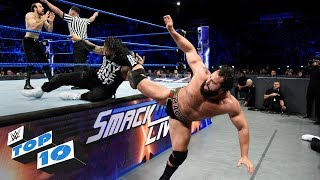 Nonton Top 10 SmackDown LIVE moments: WWE Top 10, December 12, 2017 Film Subtitle Indonesia Streaming Movie Download