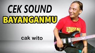 Video Halus banget lead gitar Cak Wito (Cek Sound) MP3, 3GP, MP4, WEBM, AVI, FLV Oktober 2018