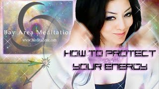 How to Stop being Drained - Energetically, Emotionally, Physically,