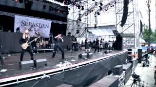 Video SEBASTIEN - Dorian (Masters Of Rock 2012)