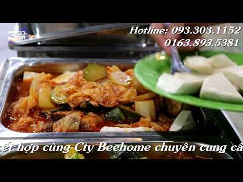 Clip hỗ trợ quảng cáo Vựa hải sản Giang Anh - Team 360hot