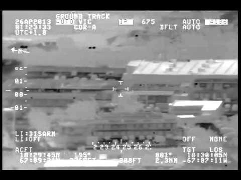 governo americano registra avvistamento ufo