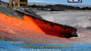 Download Video Fenomena Alam Mencengangkan - SPOTLITE Trans 7 MP3 3GP MP4
