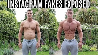 Video EXPOSING THE INSTAGRAM FAKES | Don't Believe Everything You See on Social Media MP3, 3GP, MP4, WEBM, AVI, FLV September 2018